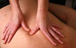 Chiropractise klinik fotografering för bildbyråer