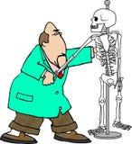 Chiropractor royalty illustrazione gratis