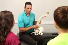 chiropractor Fotografia Stock