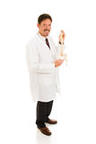 Chiropractor Full Body Stock Images