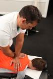 Chiropractor Stock Photos