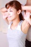 chiropraktijk Stock Afbeeldingen