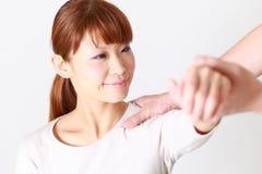 chiropraktik Lizenzfreie Stockbilder