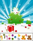 Chirstmas Royalty Free Stock Images