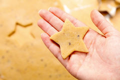 Chirstmas cookie Royalty Free Stock Photography