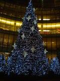 Chirstmas en Manhattan imagen de archivo libre de regalías