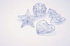 Chirstmas Ornaments Stock Image