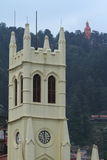 The Chirstus Church of Shimla Royalty Free Stock Images