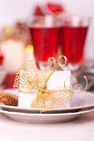 Chirtmas composition Royalty Free Stock Photography