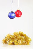 Chirtsmas decoration Stock Photos