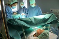 chirurdzy Obraz Royalty Free