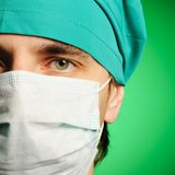 chirurg Obraz Royalty Free
