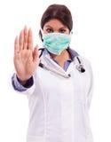Chirurg Lizenzfreies Stockbild