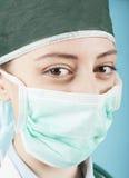 Chirurgendokter stock foto's