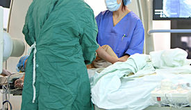 Chirurgia Immagine Stock Libera da Diritti