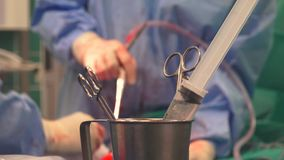 Chirurgicznie, chirurgu i operacjo, zdjęcie wideo