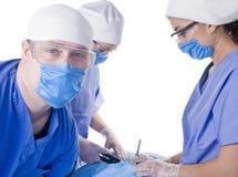 Chirurgie Stockfoto