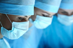 Chirurgie en noodsituatieconcept royalty-vrije stock foto's