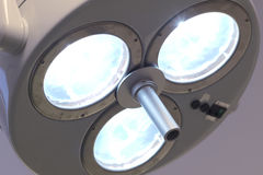 Chirurgielampe Lizenzfreie Stockbilder