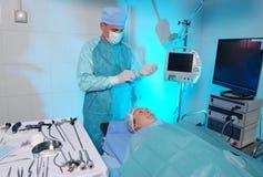 Chirurgien photographie stock libre de droits