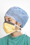 Chirurgien Photo libre de droits