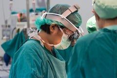 Chirurgien cardiaque image libre de droits