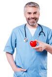 Chirurgien de cardiologie photos libres de droits