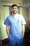 Chirurgien de docteur Photos libres de droits