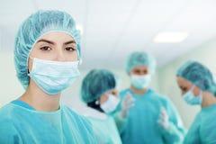 Chirurgiens Image stock