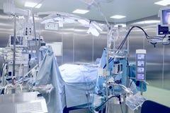 Chirurgische werkende ruimte stock fotografie
