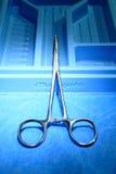 Chirurgisches forcep Lizenzfreies Stockfoto
