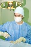 Chirurgo 5 fotografia stock libera da diritti