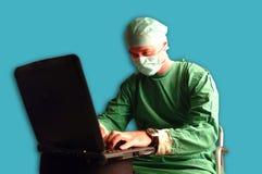 Chirurgo Immagini Stock
