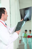 Chirurgo ortopedico fotografia stock libera da diritti