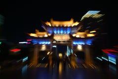chińscy antyczni budynki Zdjęcie Royalty Free