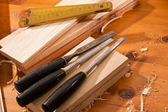 Chisel Stock Photography