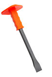 Chisel with plastic handle Stock Image