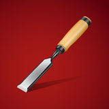 Chisel Stock Photo