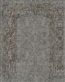Chiseld-Entlastung im Granit Stockbild