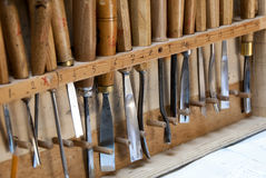 Chisels Royalty Free Stock Image