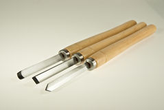 Chisels Royalty Free Stock Photography