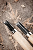 Chisels Royalty Free Stock Images