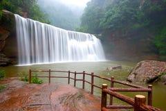 chishui Guizhou siklawa Zdjęcia Royalty Free