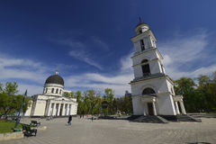 Chisinau is the capital and the largest city of Moldova. Royalty Free Stock Image