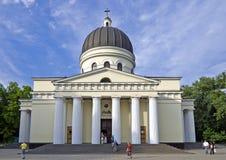 Chisinau Cathedral, Moldova Royalty Free Stock Image