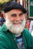 Chisinau, Moldau avril, 03, 2010 Portrait d'un arti inconnu Photo stock