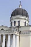 CHISINAU, MOLDOVA - 30 DE JULHO DE 2016: Parque da catedral o 30 de julho, 20 Imagens de Stock