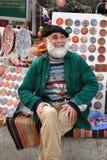 Chisinau, Moldova Kwiecień, 03, 2010 Portret niewiadomy arti Zdjęcie Stock