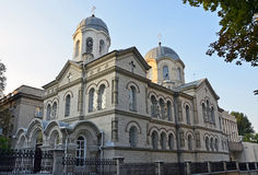 Chisinau Saint Niholas. Saint Nicholas orthodox church in center of Chisinau - the capital of Republic of Moldova Royalty Free Stock Image