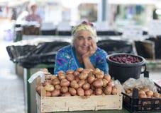 Chisinaumarkt stock afbeeldingen
